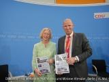 Diskussion mit Ministerin Prof. Wanka und Minister Altmaier | 16.Mai