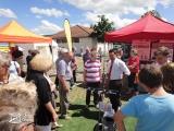 Elektromobilität heute: Fahrzeugschau in Bad Neustadt - Juli 2012