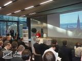 Eröffnung Batterie-Zentrum Ulm - Januar 2011