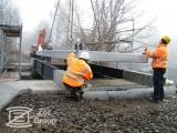 Futur-Zement Brückenbau in Olpe | 14. November 2012