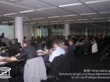 November 2013 | BMBF-Veranstaltung Nanotechnologie und Neue Materialien für ein nachhaltiges Bauwesen, Düsseldorf, GermanyNovember 2013 | BMBF-Veranstaltung Nanotechnologie und Neue Materialien für ein nachhaltiges Bauwesen, Düsseldorf, Germany