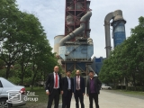 Pangu Cement Group, Changzhou 2016-05