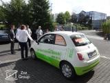 Zoz-ZEV Wahlkampfmobil Übergabe am ZTC 2015-08